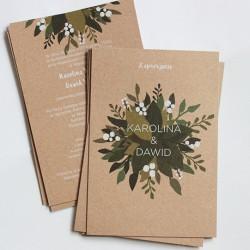 zaproszenia ślubne drukarnia zielona góra
