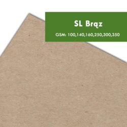 papier recyklingowy SL Brąz drukarnia