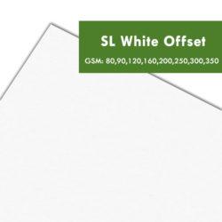 papier recyklingowy SL White Offset drukarnia