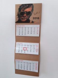 drukarnia zielona góra kalendarze