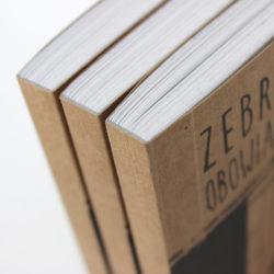wydruk książka w ekologicznej oprawie