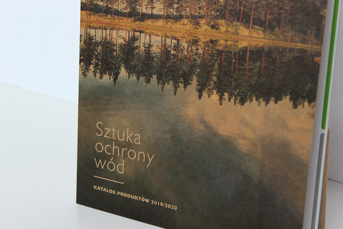książka w ekologicznej oprawie