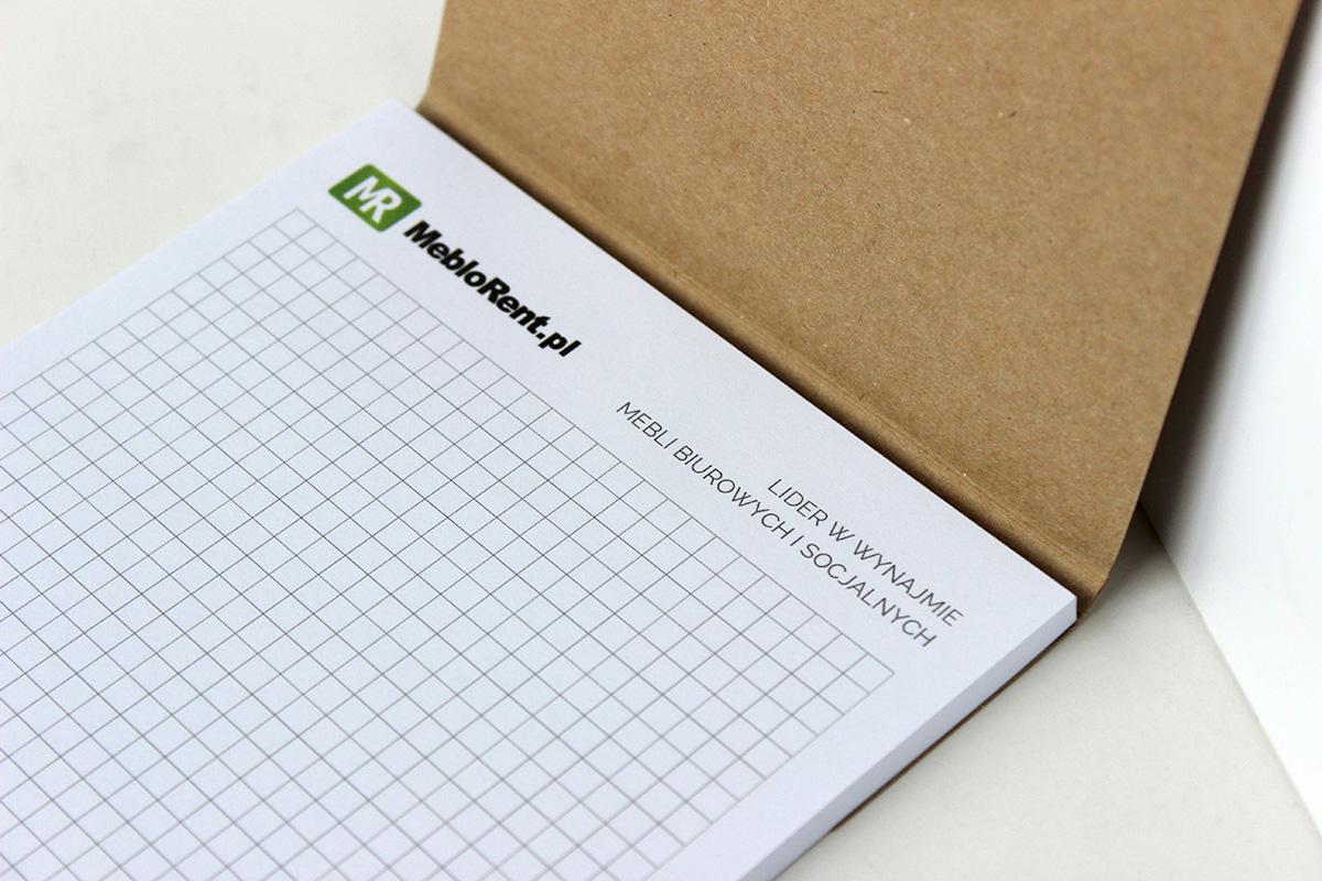 notes ekologiczny z okładką