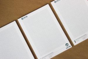 notes ekologiczny drukarnia w Zielonej Górze