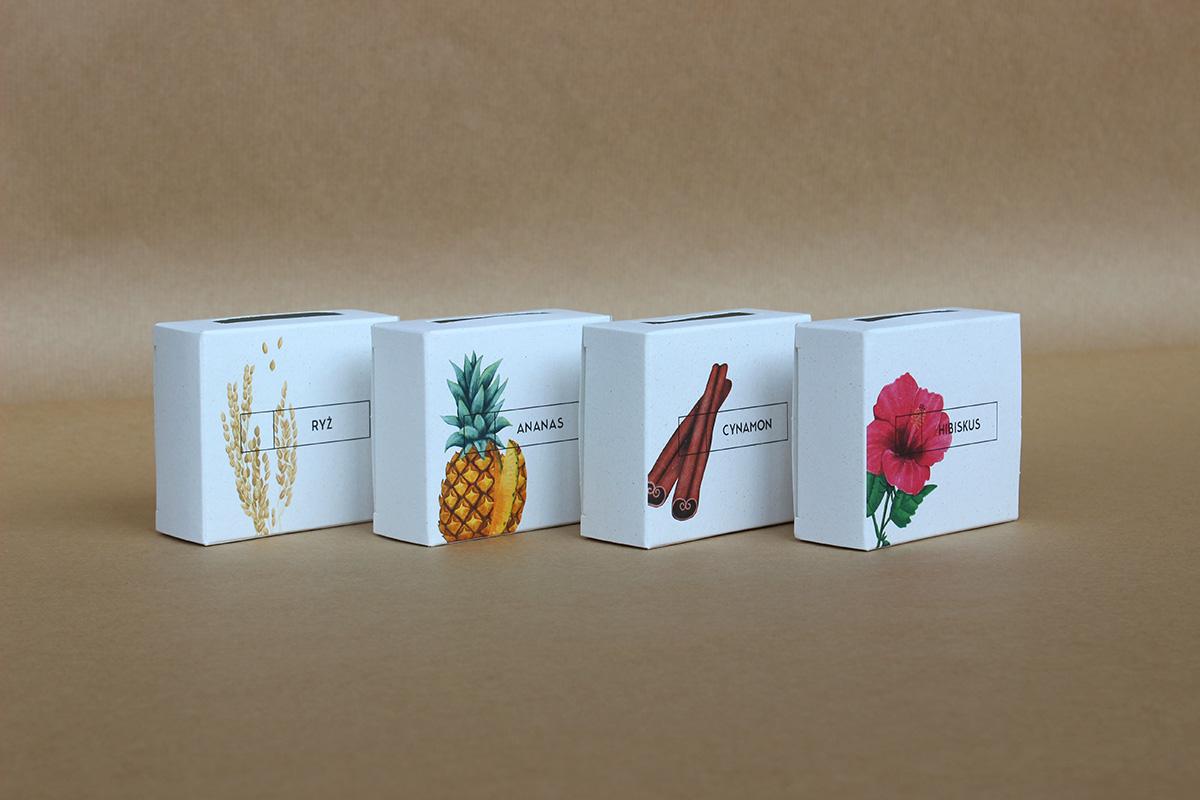 pudełka i opakowania z nadrukiem nietypowe kształty